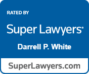 Rated by Super Lawyers Rising Stars Darrell P. White